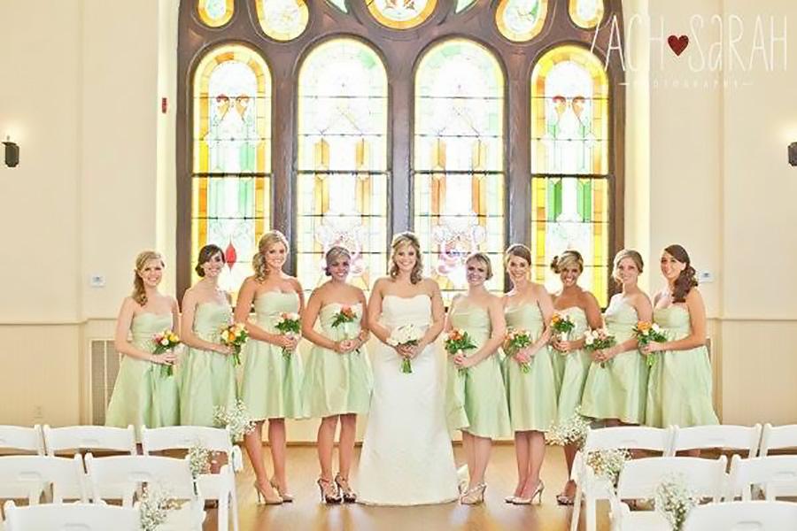 901 Lindsay | Downtown Chattanooga Wedding Venue - Image 4