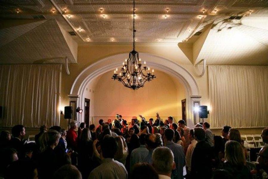 901 Lindsay | Downtown Chattanooga Wedding Venue - Image 5