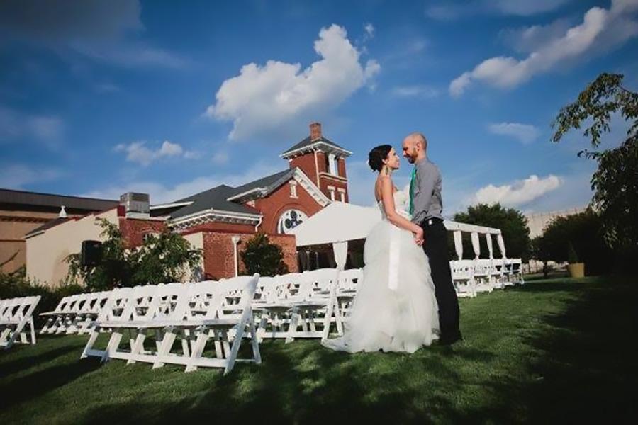 901 Lindsay | Downtown Chattanooga Wedding Venue - Image 6